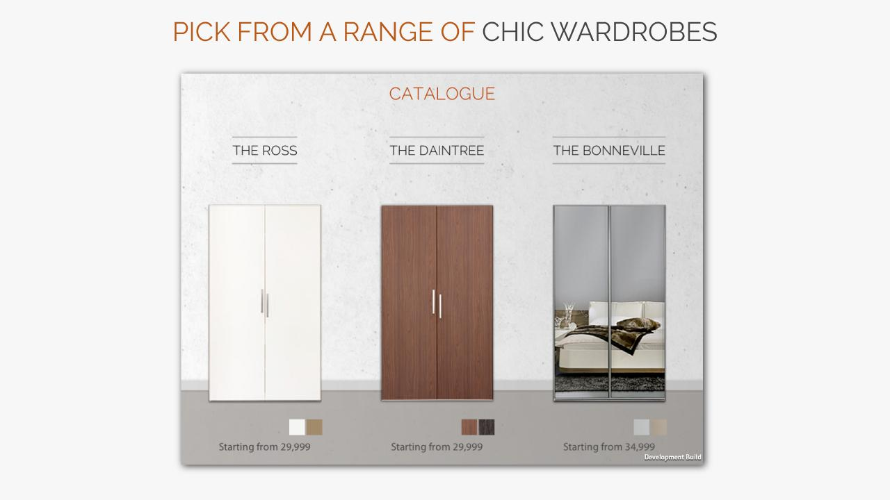 Urban Storage - Wardrobe App- screenshot