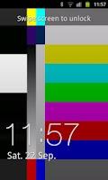 Screenshot of TV Test Screen Live Wallpaper