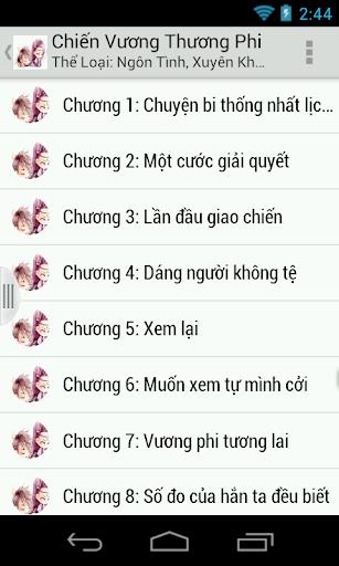 Chien Vuong Thuong Phi HOT