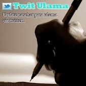 Twit Ulama