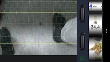 Screenshot of FootFit