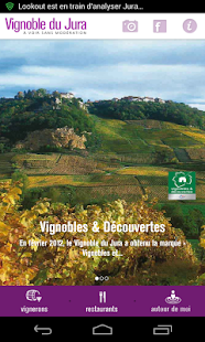 Vignoble du Jura- screenshot thumbnail