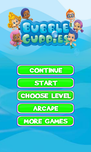 Bubble Guppies Free