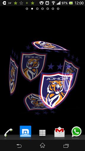 3D Johor Darul Takzim LWP