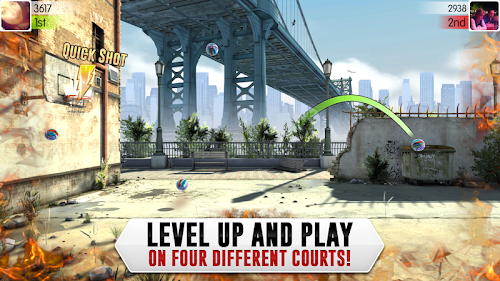 Slam Dunk Basketball 2 Screenshot