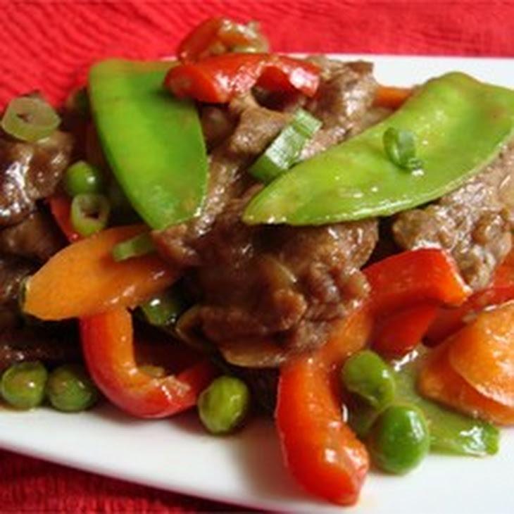 Filipino Beef Stir-Fry Recipe