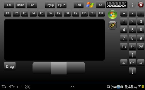 Media PC Keyboard / Mouse- screenshot thumbnail
