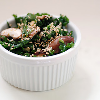 Raw Mushroom Salad Recipes.