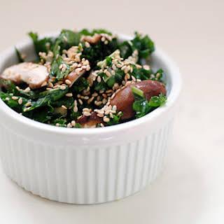 Raw Mushroom Salad Recipes.
