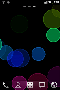 Rainbow Circles Free & Full - screenshot thumbnail