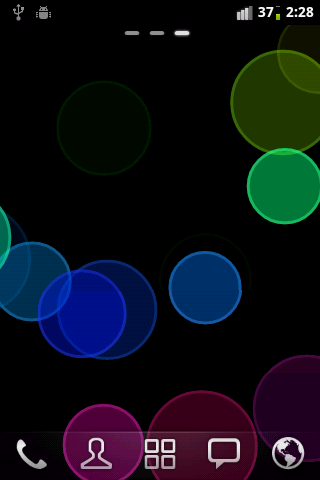 Rainbow Circles Free & Full - screenshot