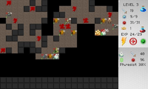 Mobile Dungeons Roguelike RPG- screenshot thumbnail