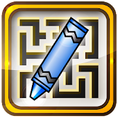 Crayon Maze