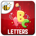 Kids Learning Letters
