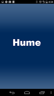 Hume Bank- screenshot thumbnail
