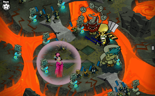 Skulls of the Shogun Screenshot