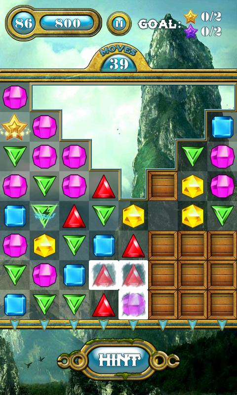 Joyas - Jewels Saga - screenshot