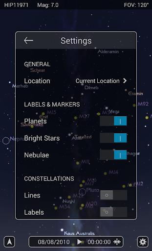 Star Rover - Stargazing Guide  screenshots 8