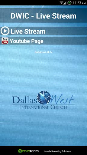 DWIC - Live Stream
