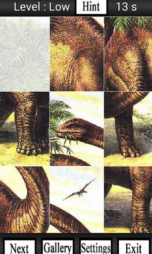 【免費解謎App】Dinosaur Jigsaw puzzle-APP點子