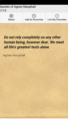 Quotes of Agnes Macphail