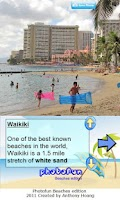 Screenshot of Photofun Beaches edition