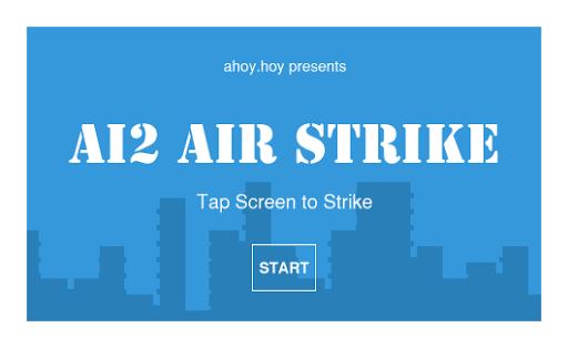 AI2 Air Strike
