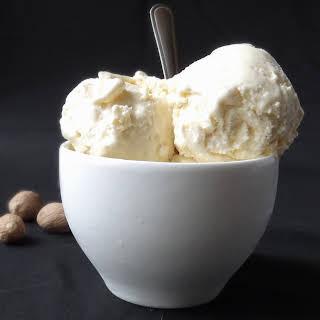 Nutmeg Ice Cream.