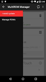 MultiROM Manager Screenshot 6