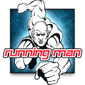 Running Man - GPS Running Game