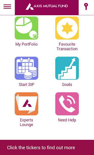 Axis Mutual Fund EasyApp
