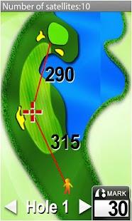 Sonocaddie Golf GPS- screenshot thumbnail