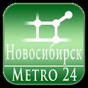 Novosibirsk (Metro 24) logo