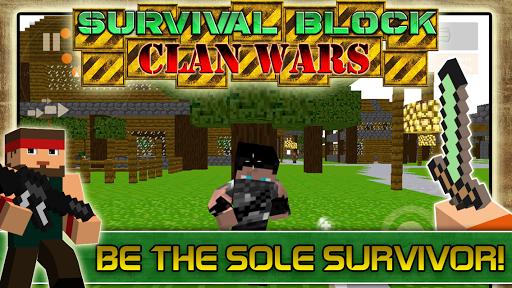 Survival Block Clan Wars