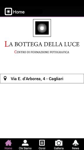 La Bottega della Luce Cagliari