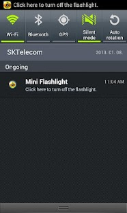 Flashlight Mini- screenshot thumbnail