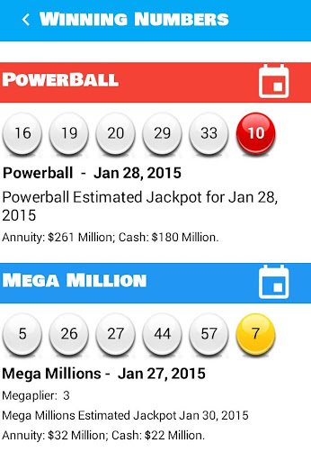 Download Lucky Lottery Generator Google Play softwares