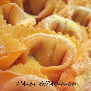 Mantova-style Pumpkin Tortelli.