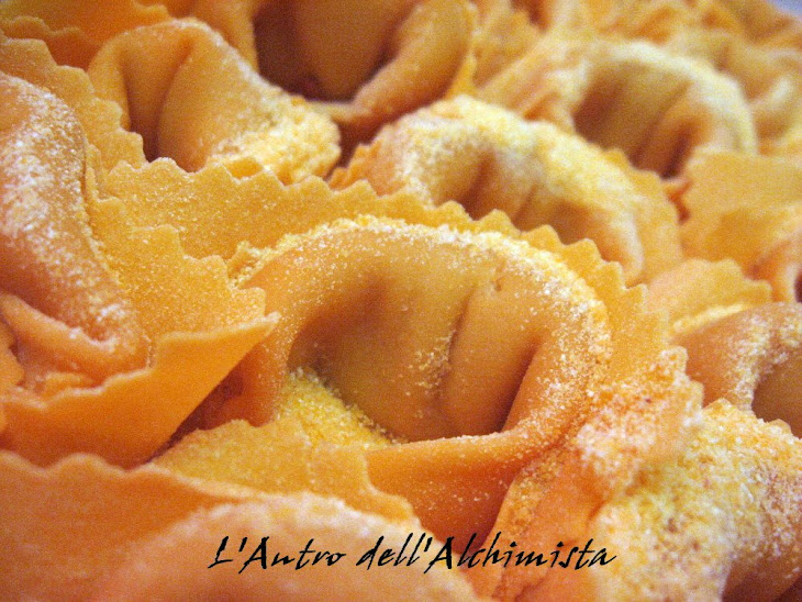 Mantova-Style Pumpkin Tortelli Recipe