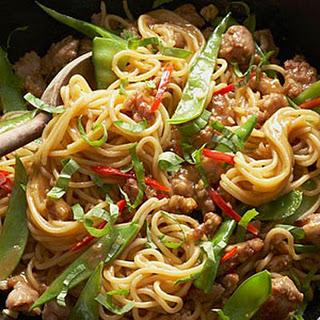 Updated Chicken Chow Mein