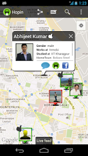 Carpool and RideShare - Hopin - screenshot thumbnail