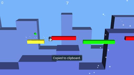 【免費街機App】Cube Runner-APP點子