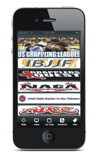 US Grappling Leagues