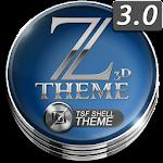TSF Shell HD Theme Zaphire 3D