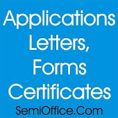 Business Letters Applications