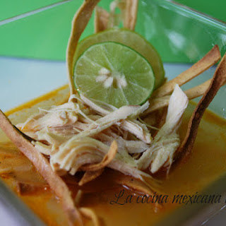 Key Lime Soup.