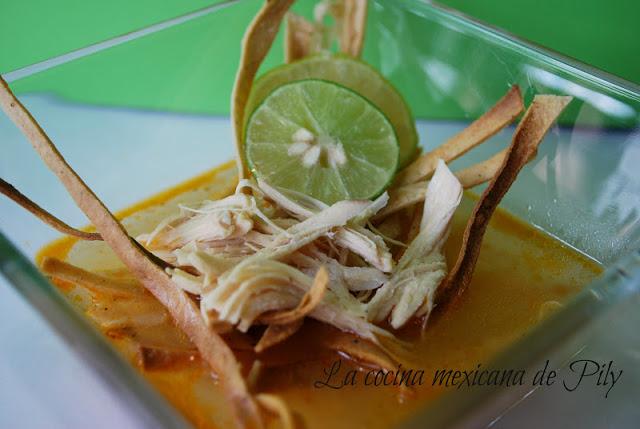 Key Lime Soup Recipe