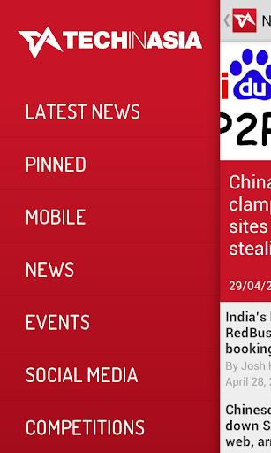 TechInAsia Unofficial Reader
