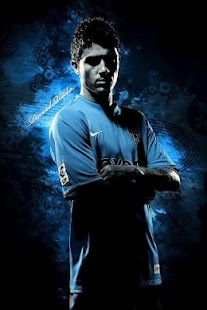 Football Stars Live Wallpapers - screenshot thumbnail