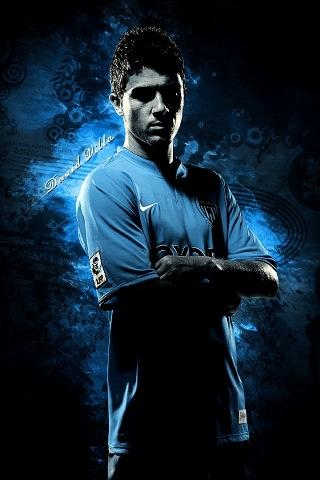 Football Stars Live Wallpapers - screenshot